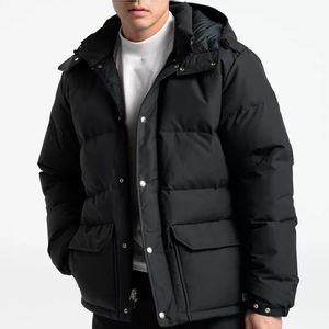 The North Face Men's Down Sierra Jacket - Black