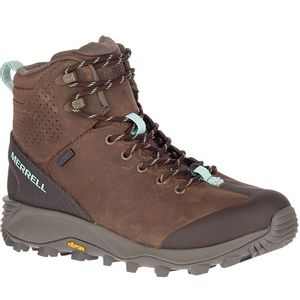 Merrell Women's Thermo Glacier Mid Waterproof Winter Boots - Earth