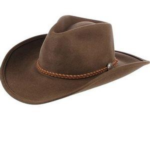 Stetson Rawhide Hat - Mink