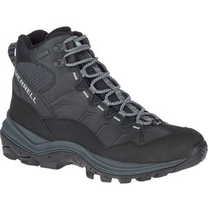 Merrell Men's Thermo Chill Mid Waterproof Boots - Black