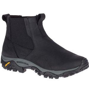 Merrell Men's MOAB Adventure Chelsea Waterproof Boots - Black