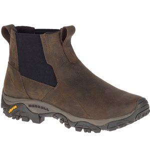 Merrell Men's MOAB Adventure Chelsea Waterproof Boots - Brown