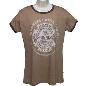 Guinness Women's Extra Stout T-Shirt - Beige