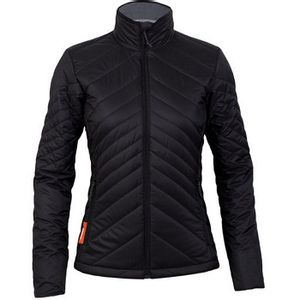 Icebreaker Women's Stratus Long Sleeve Zip Jacket - Black/Monsoon