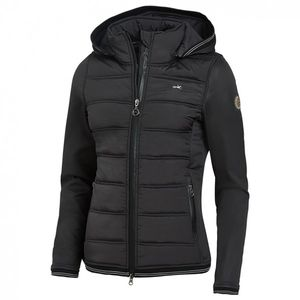 Schockemohle Ladies Sarah Quilted Jacket - Graphite
