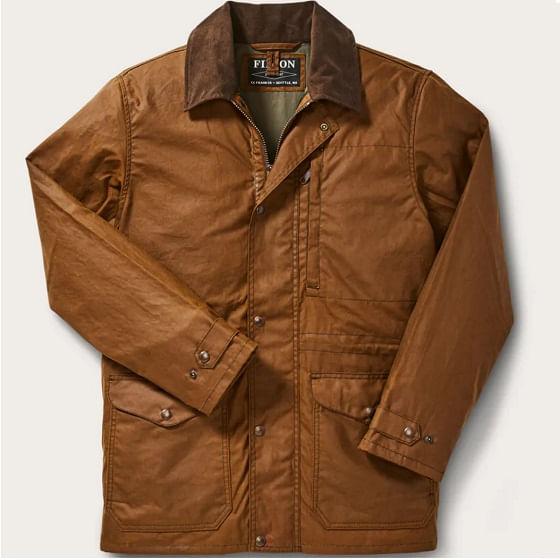 Filson-Men-s-Cover-Cloth-Mile-Marker-Coat---Dark-Earth-239783