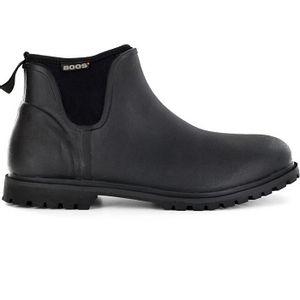Bogs Men's Carson Boots - Black