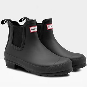 Hunter Women's Original Chelsea Boots - Black