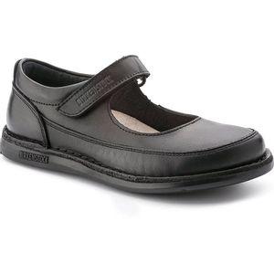 Birkenstock June Kids Black Leather (493041)