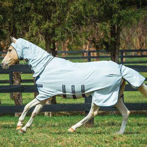 Amigo Pony Hoody - Grey/Beige/Baby Blue/Navy