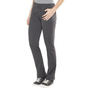 Kuhl Women's Mova Straight Leg Pants - Charcoal Heather