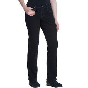 Kuhl Women's Danzr Lined Jeans - Gotham Slate