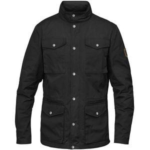 Fjallraven Men's Raven Jacket - Black