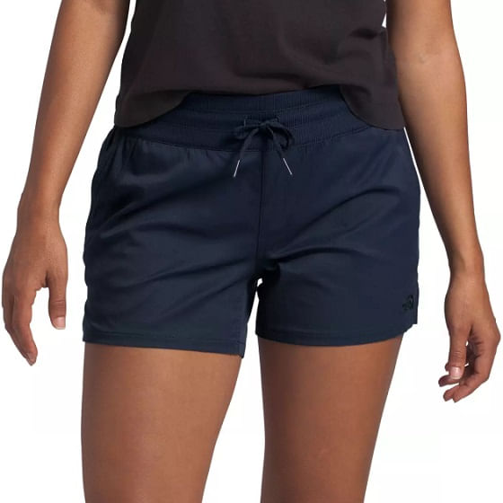 The-North-Face-Women-s-Aphrodite-Motion-Shorts---Urban-Navy-242741