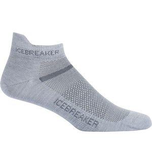 Icebreaker Men's Multisport Ultralight Micro Socks - Fossil/Monsoon