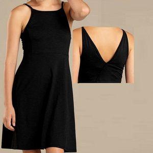 Toad & Co Women's Samba Corfu Dress - Black