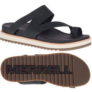 Merrell Women's Juno Wrap Sandals - Black