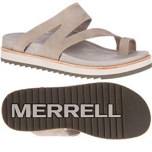 Merrell Women's Juno Wrap Sandals - Moon