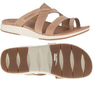 Merrell Women's Kalari Lore Wrap Sandals - Tobacco