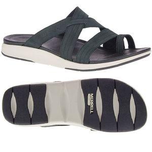 Merrell Women's Kalari Lore Wrap Sandals - Black