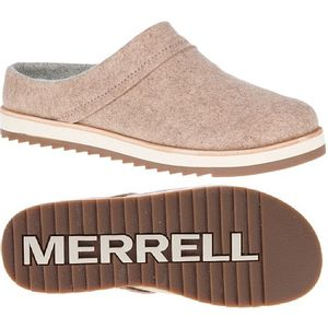 Merrell Women's Juno Wool Clogs - Moon