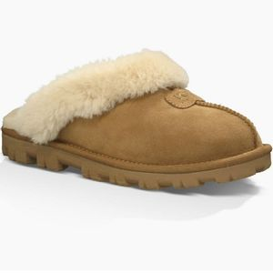 Ugg Women's Coquette Slippers - Chestnut