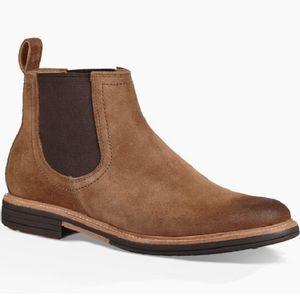 Ugg Men's Baldvin Chelsea Boots - Chestnut
