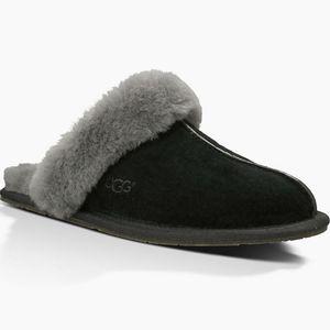 Ugg Women's Scuffette II Slippers - Black/Grey