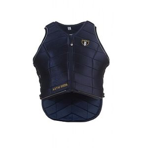 Tipperary Eventer Pro Eventing Vest - Navy