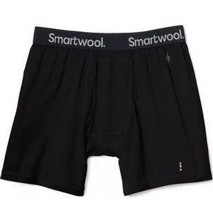 Smartwool Men's Merino 150 Boxer Briefs - Black