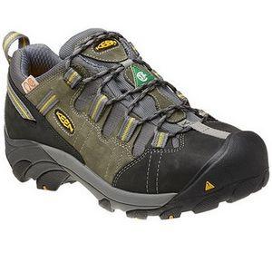 Keen Men's CSA Oshawa Low Hiking Shoes - Black/Green