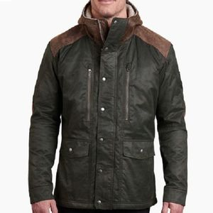 Kuhl Men's Arktik Jacket - Camo Print