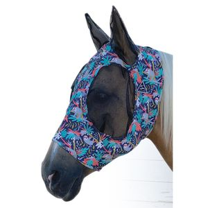 Professional's Choice Comfort Fit Fly Mask - Sloth