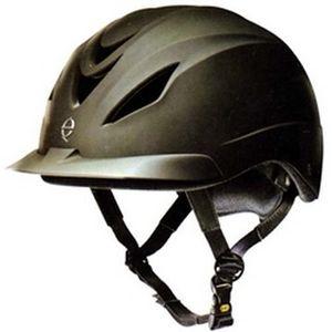 Troxel Intrepid Helmet - Black