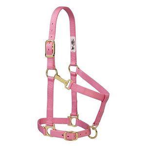 Weaver Nylon Miniature Horse Halter - Pink