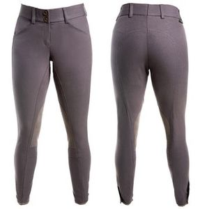 Grand Prix Women's Vegas Classic Breech-Grey