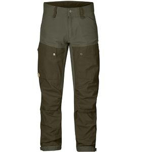 Fjallraven Men's Keb Trousers - Tarmac/Dark Olive