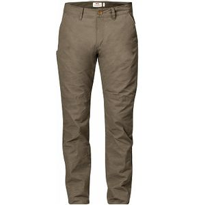 Fjallraven Men's Sormland Tapered Trousers - Taupe