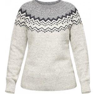 Fjallraven Women's Ovik Knit Sweater - Grey