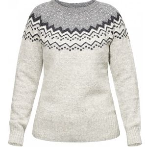 Fjallraven Women's Ovik Knit Sweater - Grey