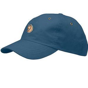 Fjallraven Unisex Helags Cap - Uncle Blue