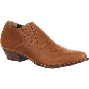 Durango Women's Western Shoe Boot - Brown