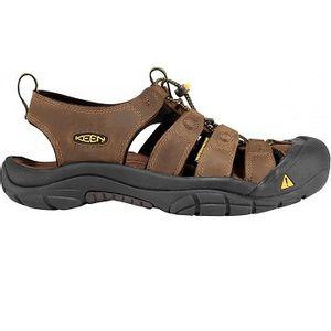 Keen Men's Newport Sport Sandal - Bison
