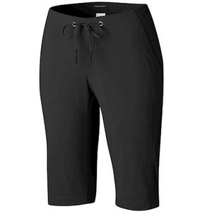 Columbia Women's Anytime Outdoor Long Shorts - Black