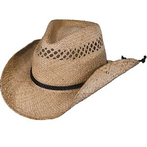 Outback Trading Brumpy Rider Straw Hat - Tea