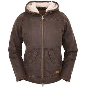 Outback Trading Women's Heidi Canyonland Jacket - Brown