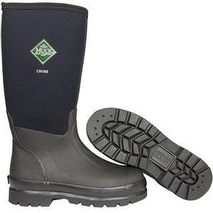Muck Boots Men's Chore Hi Boots - Black