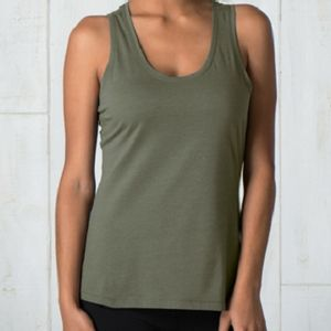 Toad & Co Women's Lean Layering Tank - Dusty Olive
