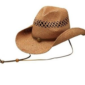 Outback Trading Eureka Straw Hat - Natural