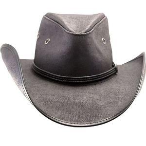 Head'N Home Stockade Waxed Cotton Hat - Black